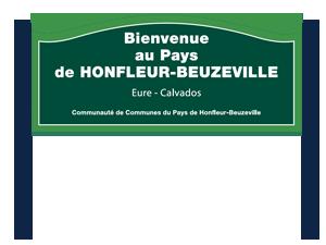 Bienvenue au pays de Honfleur-Beuzeville