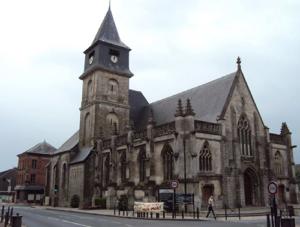 Photo de l'Eglise Saint-Hélier de Beuzeville