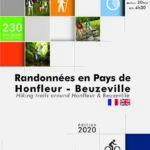La Communauté de Communes du Pays de Honfleur - Beuzeville, en partenariat avec l'Office de Tourisme communautaire d'Honfleur, vient d'éditer une carte de 1