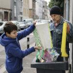 Grâce aux progrès de l'industrie du recyclage, encore plus de déchets peuvent aujourd'hui être recyclés, permettant ainsi de préserver davantage 1